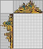 Японский кроссворд «Жираф»