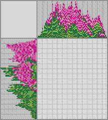 Японский кроссворд «Чудесные розы»